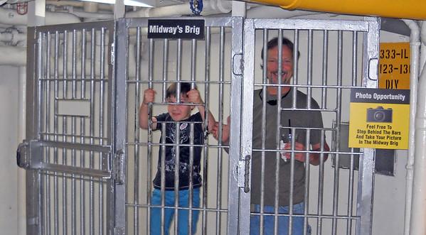 Blake & Daniel on Midway 2013