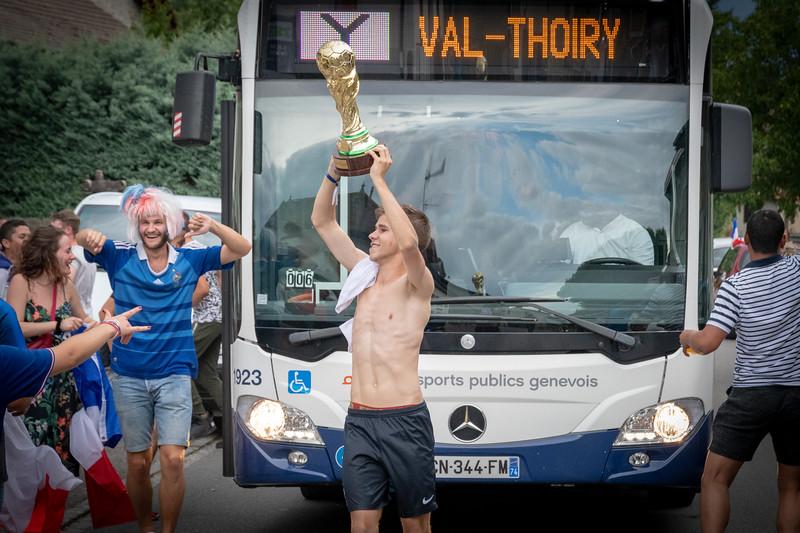 Foot Championnat du Monde 2018