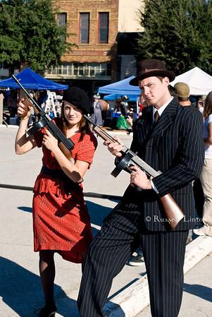 Bonnie and Clyde Days Event Photos 2010