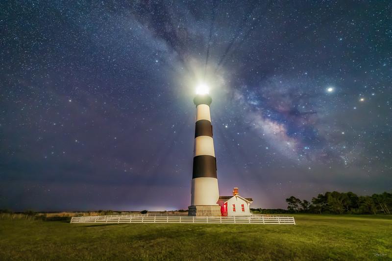 """Bodie Island Lighthouse"""