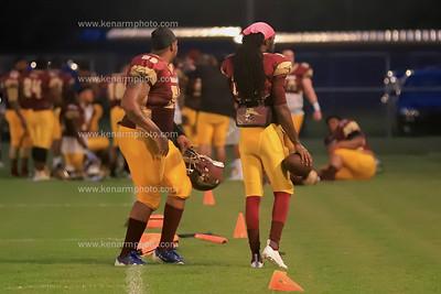 Wranglers 2020 South Carolina football