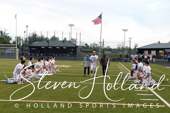 Boys Lacrosse - Varsity: Stone Bridge Senior Night 5.3.2016 (by Steven Holland)