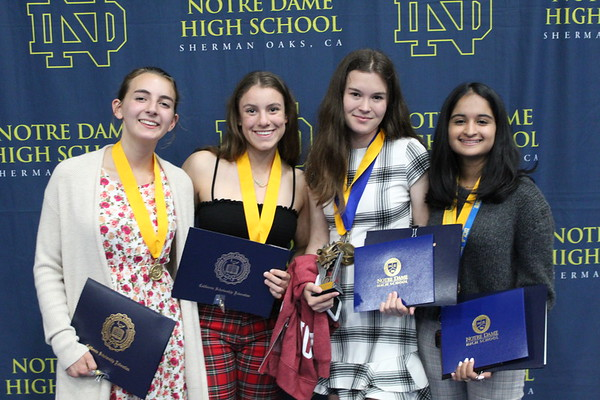 Honors Night 2019