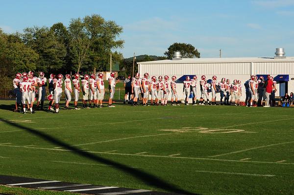 ORHS Freshman vs Campbell Co HS