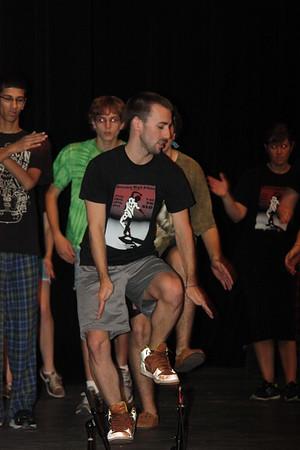 Patrick Elliot Teaches Step