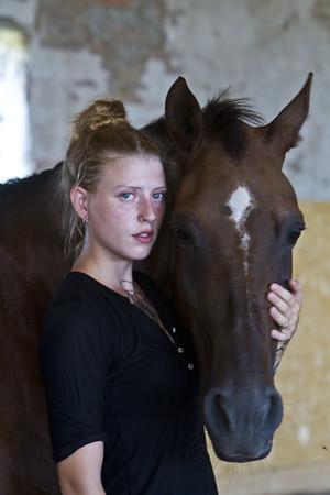 Nastasja Horse Whisper