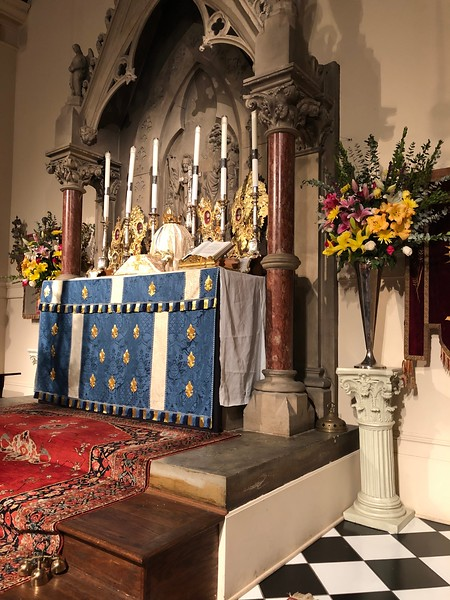 High Altar, Easter Day
