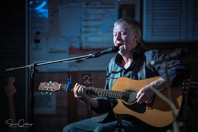 Mick Kidd & David Blight @ Hume Blues Club: Nov 8th