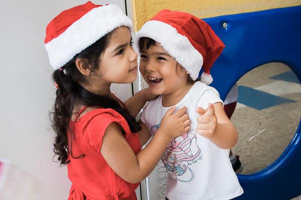Papai Noel na Chave 2019
