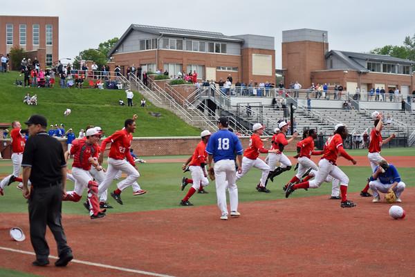 St. John's (DC) vs. O'Connell (VA) baseball [Game 3]