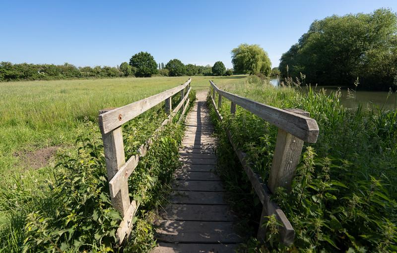 Grantchester to Cambridge Walk
