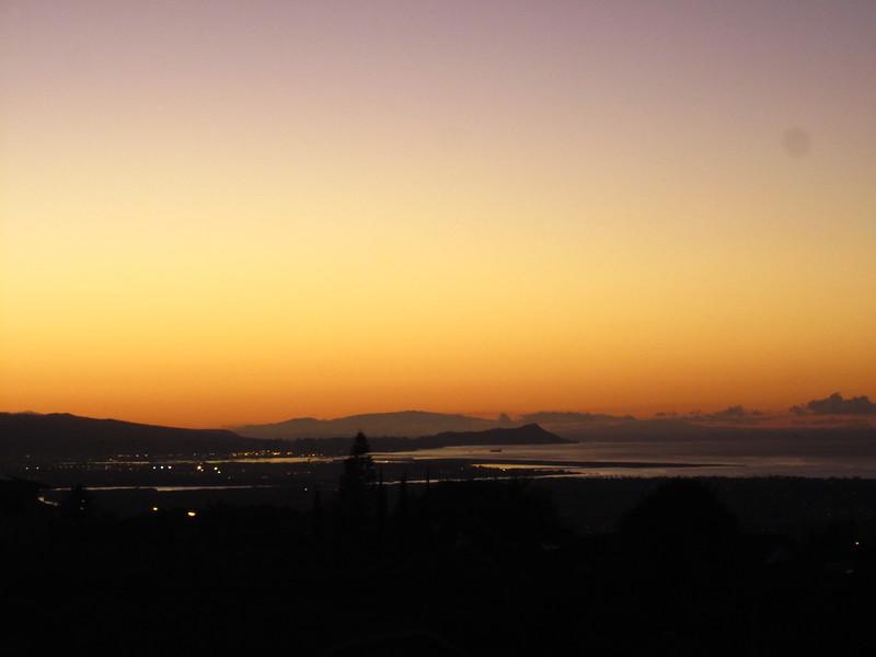 Hawaii - Sunset from Home-6.JPG