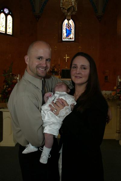 Noah's Baptism 2005