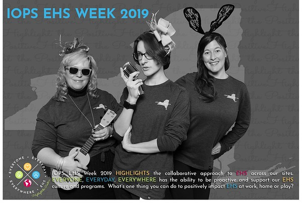 Regeneron EHS Week 2019 - Day 2