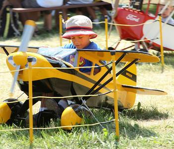 Oshkosh Airventure 2008