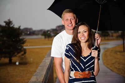 Paige & Jordan January 2012