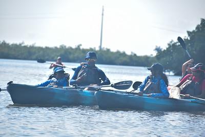 9AM Mangrove Tunnel Kayak Tour - Girling & Shankar