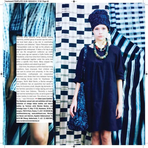 Selvedge Magazine - issue #58 - 2014