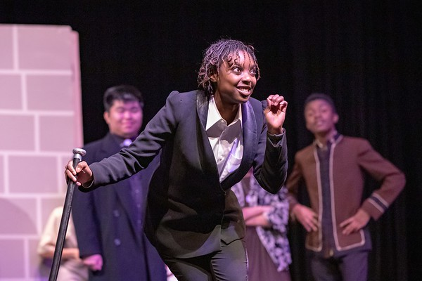 Upper School Musical - The Mystery of Edwin Drood