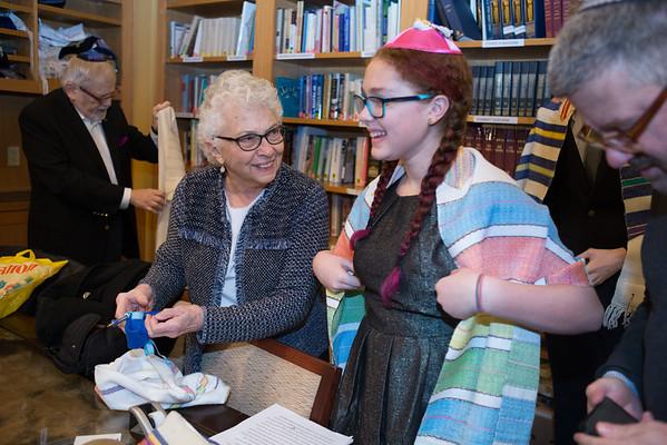 Pazia at Beth Shalom