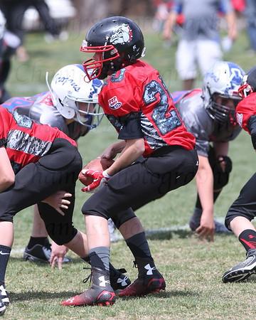 Trojans vs WarDogs 6th Grade