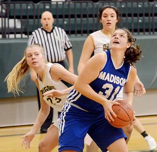 Lakeside at Madison girls basketball 12-15-18