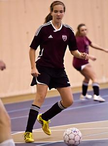 Wilkes Futsal 01/14/12