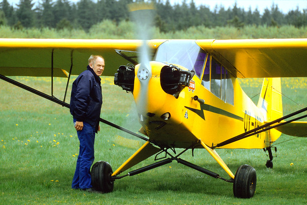 OY-ABT - Piper J3-50 Cub