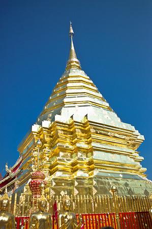 Doi Suthep Temple, Chiang Mai Thailand