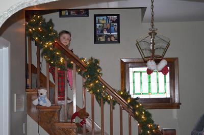 Christmas Morning & Day - Dec. 2013