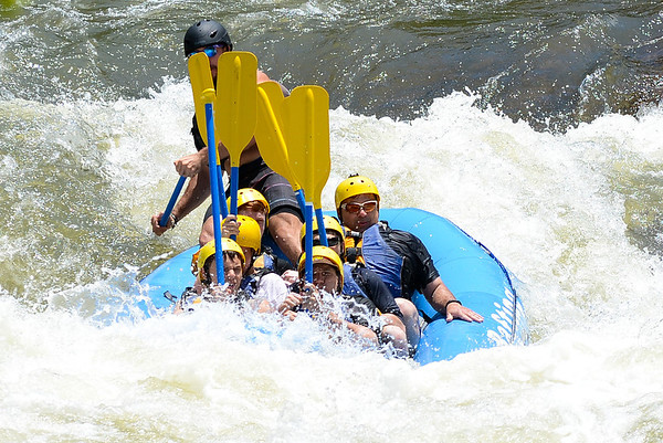 Rafting, June 14, 2014
