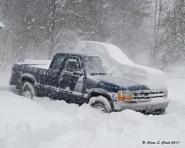 01.12.2011 Snow Storm