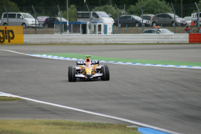 German Grand Prix 2008