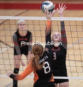 Volleyball — Plattsburgh High vs. Beekmantown