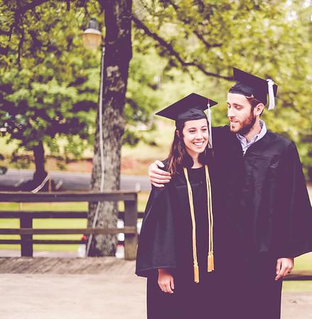 Lauren and Seth's Graduation