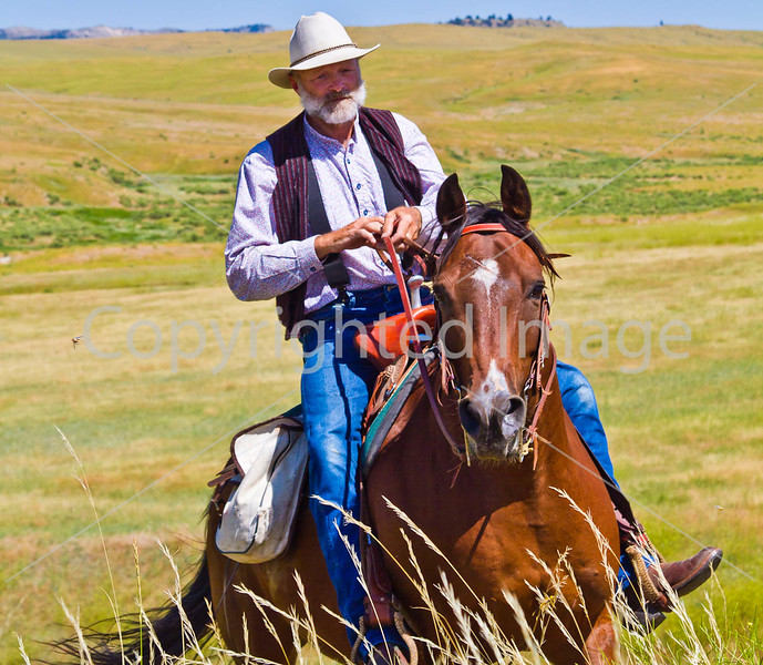 Little Bighorn by Horse, & Custer Country, Montana