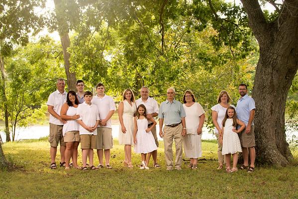 Anstey Family 2016