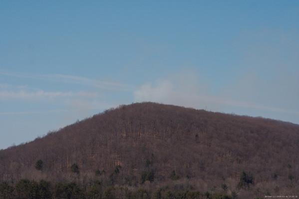 2008 Wildfire season