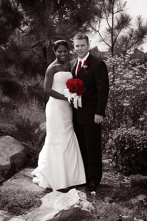Joshua and Vivian 09/20/08 Five Oaks Lodge