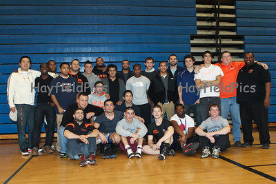 Wrestling Alumni 12/21/11