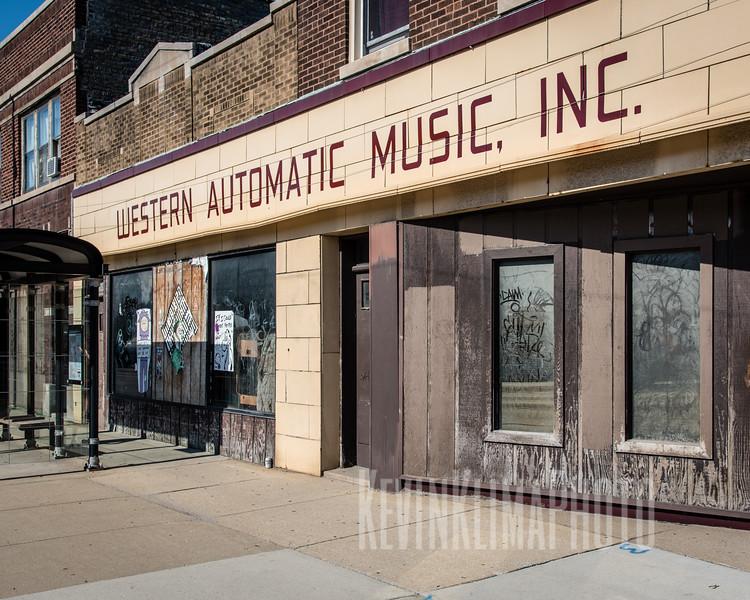 Western Automatic Music, Inc