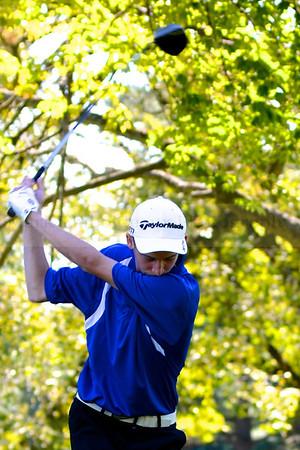 Lampeter-Strasburg Golf @ Meadia Heights 9.10.12