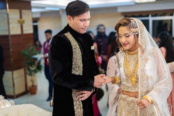 Omer & Oishi Wedding