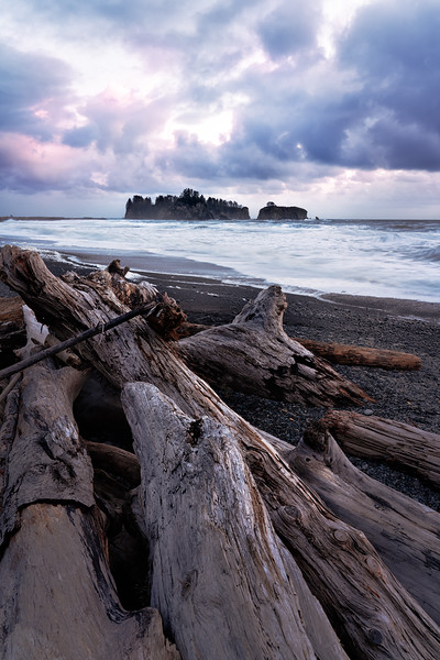 Rialto Beach Sunset III