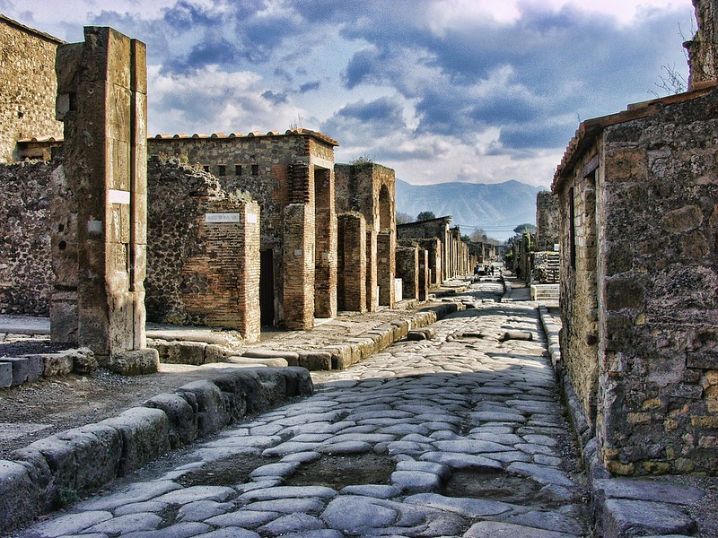 Pompeii - Best places to visit in Italy