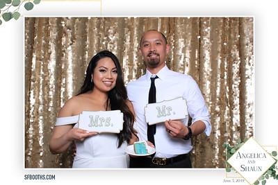 Angelica and Shaun's Wedding - April 5, 2019