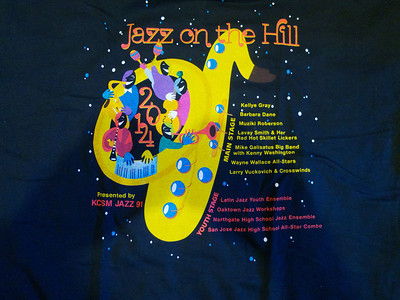 Jazz on the Hill 2014