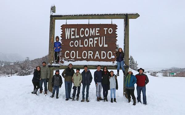 Team Screamy Colorado Adventure 2016