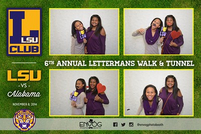 L Club Letterman's Walk & Tunnel (prints)