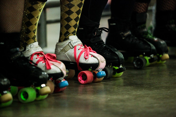 Gold Diggers Roller Derby